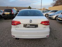 USED 2015 65 VOLKSWAGEN JETTA 2.0 SE TDI BLUEMOTION TECHNOLOGY 4d 148 BHP