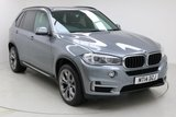 "USED 2014 14 BMW X5 3.0 XDRIVE30D SE 5d AUTO 255 BHP Finished in stunning Space Grey with Black Full Leather, 20"" Y Spoke Alloy Wheels and Full Service History. Professional Navigation, Enhanced Bluetooth, Surround Parking Cameras/Sensors, Front and Rear Heated Seats, Folding Electric Mirrors, Heated Steering Wheel, High Beam Assist, Electric/Memory Seats"