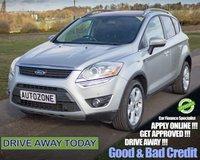 2012 FORD KUGA 2.0 TITANIUM X TDCI 5d AUTO 163 BHP £11495.00