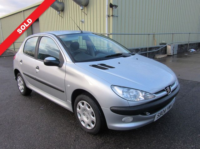 View our PEUGEOT 206