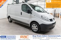 2013 RENAULT TRAFIC 2.0 LL29 DCI S/R 1d 115 BHP £6995.00
