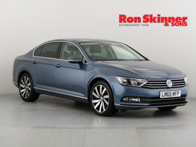 View our 2015 65 VOLKSWAGEN PASSAT 2.0 GT TDI BLUEMOTION TECHNOLOGY 4d 148 BHP