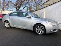 2011 VAUXHALL INSIGNIA 2.0 SRI CDTI 5d AUTO 158 BHP £4995.00