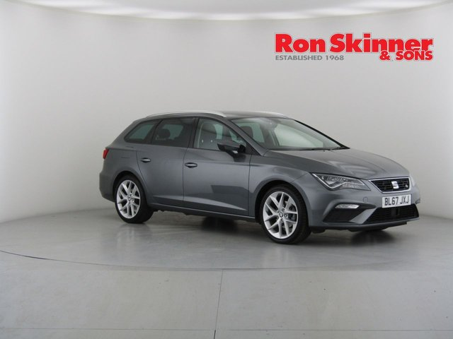 View our 2018 67 SEAT LEON 1.4 ECOTSI FR TECHNOLOGY DSG 5d AUTO 148 BHP
