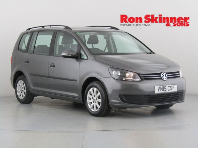 View our 2015 15 VOLKSWAGEN TOURAN 1.6 S TDI BLUEMOTION TECHNOLOGY 5d 103 BHP