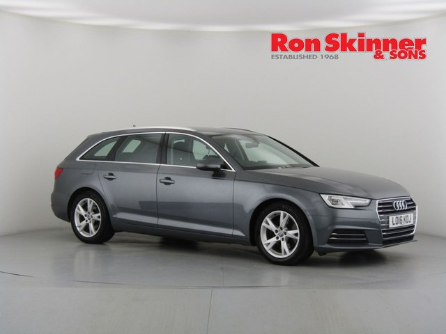 View our 2016 16 AUDI A4 2.0 AVANT TDI ULTRA SPORT 5d 148 BHP