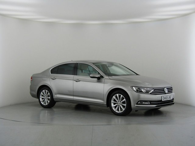 View our 2015 65 VOLKSWAGEN PASSAT 1.6 SE BUSINESS TDI BLUEMOTION TECHNOLOGY 4d 119 BHP