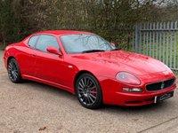 2001 MASERATI 3200 3.2 GT V8 ASSETTO CORSA 2d AUTO 363 BHP  £19995.00