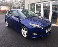 USED 2016 65 FORD FOCUS 1.0 ZETEC S ECOBOOST 125 BHP   THIS VEHICLE IS AT SITE 1 - TO VIEW CALL US ON 01903 892224