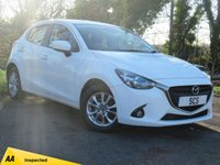 USED 2016 65 MAZDA 2 1.5 SE-L 5d **ECONOMICAL FAMILY CAR**