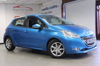 USED 2012 12 PEUGEOT 208 1.6 ACTIVE E-HDI 5d 92 BHP