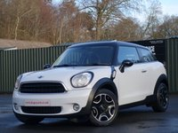 2014 MINI PACEMAN 1.6 COOPER 3d AUTO [Chili Pack] £11595.00