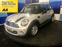2013 MINI HATCH COOPER 1.6 COOPER D 3d 112 BHP £3995.00