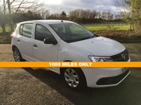 USED 2018 18 DACIA SANDERO 0.9 ESSENTIAL TCE 5d 90 BHP £159 Deposit and £159 a Month