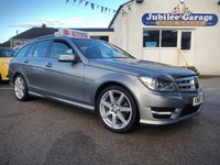 2011 MERCEDES-BENZ C CLASS 2.1 C220 CDI BLUEEFFICIENCY SPORT ED125 5d AUTO 170 BHP £9195.00