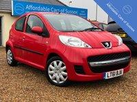 2012 PEUGEOT 107 1.0 URBAN 5d 68 BHP £3795.00