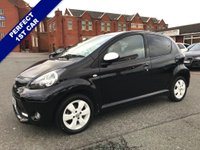 USED 2012 62 TOYOTA AYGO 1.0 VVT-i Fire 5dr Free Road Tax! Low Insurance