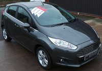 USED 2017 17 FORD FIESTA 1.0 T ECOBOOST ZETEC 5d 99 BHP Demo +1 Owner - Low Miles - FULL S/History - Sat Nav