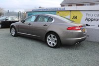 USED 2008 58 JAGUAR XF 2.7 PREMIUM LUXURY V6 4d AUTO 204 BHP DIESEL  FULL SERVICE + FANTASTIC CONDITION