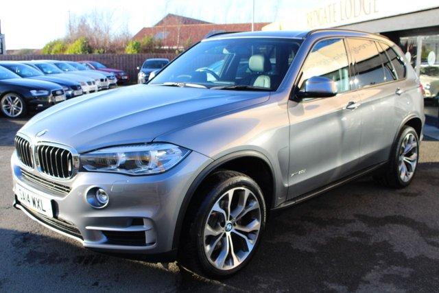USED 2014 14 BMW X5 3.0 XDRIVE30D SE 5d AUTO 255 BHP