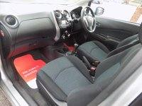 USED 2013 63 NISSAN NOTE 1.2 ACENTA 5d 80 BHP
