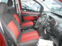 USED 2011 11 FIAT QUBO 1.2 MULTIJET DYNAMIC 5d 75 BHP 2 FORMER KEEPERS+PART HISTORY