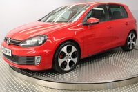 USED 2009 09 VOLKSWAGEN GOLF 2.0 GTI 5d 210 BHP