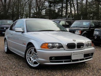 2000 BMW 3 SERIES 328 Ci COUPE 2dr Auto £4490.00