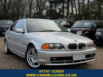 2000 BMW 3 SERIES 328 Ci COUPE 2dr Auto £4990.00