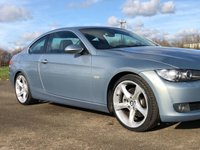 "USED 2006 56 BMW 3 SERIES 325I 2.5 SE 215 BHP 2DR COUPE +""19"" ALLOYS+ SATNAV+ XENONS+LEATHER"