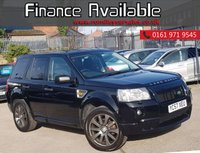 2008 LAND ROVER FREELANDER 2 2.2 TD4 GS 5d 159 BHP £6444.00