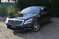 USED 2016 16 MERCEDES-BENZ S CLASS 3.0 S500 PLUG-IN HYBRID L AMG LINE 4d AUTO 329 BHP