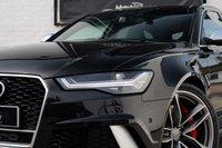 USED 2015 65 AUDI A6 4.0 RS6 AVANT TFSI V8 QUATTRO 5d AUTO 553 BHP