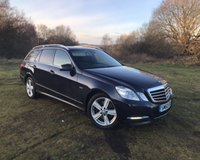 2010 MERCEDES-BENZ E CLASS 3.0 E350 CDI BLUEEFFICIENCY AVANTGARDE 5d AUTO 265 BHP £7695.00