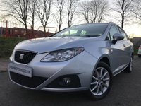USED 2010 60 SEAT IBIZA 1.6 CR TDI SE 5d 103BHP 2KEYS+1FORMER KEEPER+CRUISE+