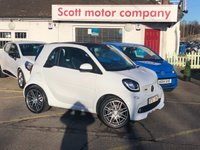 USED 2017 67 SMART FORTWO 0.9 Brabus Xclusive 2 door Automatic