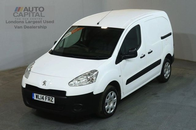 2014 14 PEUGEOT PARTNER 1.6 HDI PROFESSIONAL 850 90 BHP AIR CON MANUAL VAN AIR CONDITIONING SPARE KEY