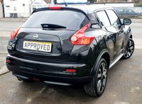 USED 2014 63 NISSAN JUKE 1.6 N-TEC 5d AUTO 115 BHP AUTOMATIC SAT NAV 0% Deposit Plans Available even if you Have Poor/Bad Credit or Low Credit Score, APPLY NOW!