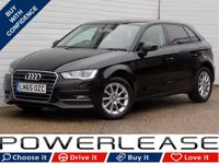 USED 2015 65 AUDI A3 1.4 TFSI SE 5d 124 BHP BLUETOOTH DAB 1 OWNER
