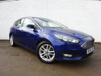 USED 2016 66 FORD FOCUS 1.5 ZETEC TDCI 5d AUTO 118 BHP The Car Finance Specialist