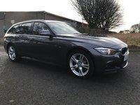 2015 BMW 3 SERIES 3.0 330D XDRIVE M SPORT TOURING 5d AUTO 255 BHP £17950.00