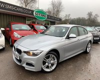 2015 BMW 3 SERIES 3.0 335d X DRIVE M SPORT 4d AUTO 302 BHP £18489.00