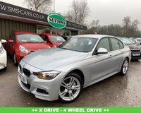 2015 BMW 3 SERIES 3.0 335d X DRIVE M SPORT 4d AUTO 302 BHP £18989.00