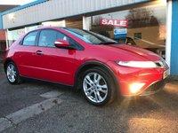 2010 HONDA CIVIC 1.8 I-VTEC ES 5d AUTO 138 BHP £6995.00