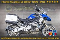 USED 2009 59 BMW R1200GS - NATIONWIDE DELIVERY, USED MOTORBIKE. GOOD & BAD CREDIT ACCEPTED, OVER 600+ BIKES IN STOCK