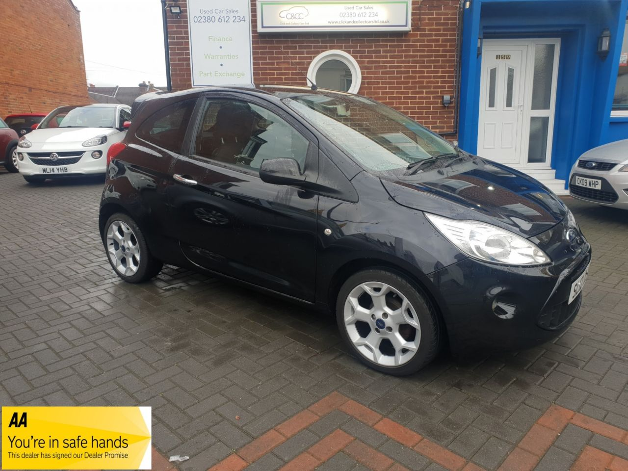 Used   Ford Ka  Bhp This Lovely Ka Metal