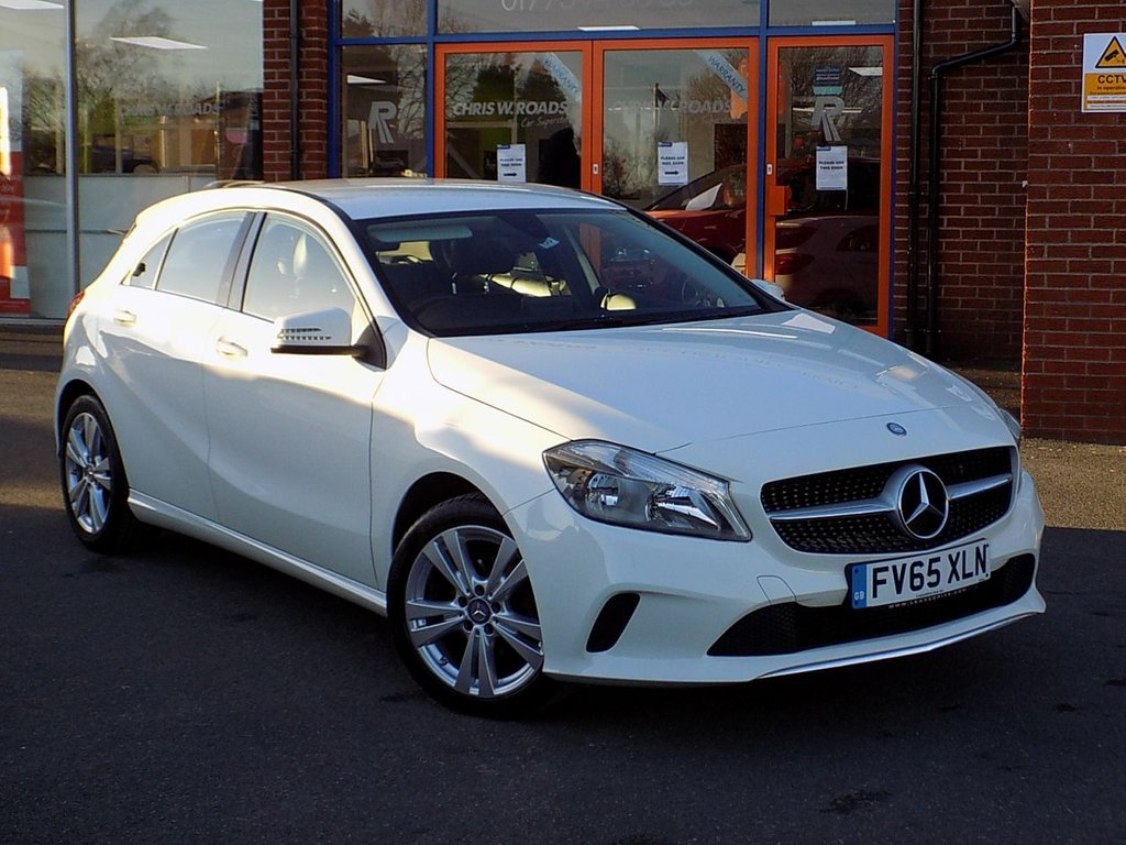 USED 2016 65 MERCEDES-BENZ A CLASS 1.5 A 180 D Sport 5dr  ** Leather + Reverse Camera **