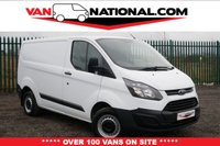 2016 FORD TRANSIT CUSTOM 2.2 290 L1 H1 SWB LOW ROOF (ONE OWNER READY TO GO TODAY) £9990.00