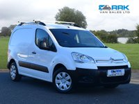 USED 2012 12 CITROEN BERLINGO 1.6 625 ENTERPRISE L1 HDI 1d 74 BHP 1 Owner Full Citroen Service History Stunning Van