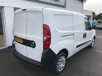 USED 2014 64 VAUXHALL COMBO  2300 1.2 CDTi  L2 H1 90 LWB 5-SEATER CREW